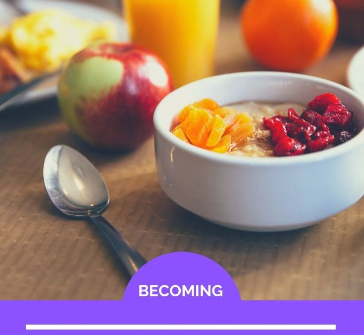 A New Journey: I'm Becoming A Nutritionist and I Want You To Join Me